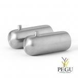 D Line Pebble комплект крючков для халата M 2-шт нержавеющая сталь