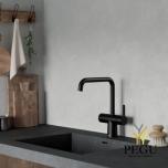 Damixa бесконтактный кухонный смеситель Silhouet Touchless матовый чёрный