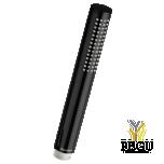 Damixa душевая головка Tube 198mm d25mm Eco-Save матовая чёрная