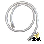 Душевой шланг  серебристый/хром 1750mm Easyflex