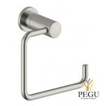 Damixa Silhouet держатель для туалетной бумаги матовая сталь PVD