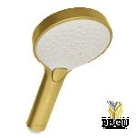 Damixa душевая головка Silhouet d110mm 3 режима Eco-Save матовая латунь PVD