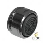 Aeraator duši/vanni/termostaadi/köögi segistile M24x1/A kroom