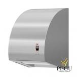 Дозатор для туалетной бумаги 1 standart rull Dan Dryer нержавеющая сталь