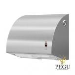Дозатор для туалетной бумаги 2 standart rull Dan Dryer нержавеющая сталь