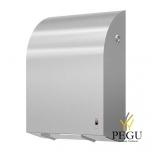Дозатор для туалетной бумаги 4 standart rull Dan Dryer нержавеющая сталь