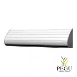 Держатель для бумажных простынок,  белый,  алюминий-Н/Р сталь , 70x10 рулоны