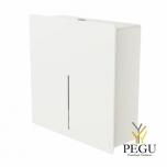 Дозатор для бумажных полтенец LOKI белый RAL 9003