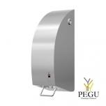 Дозатор для жидкого мыла 296 Dan Dryer нержавеющая сталь