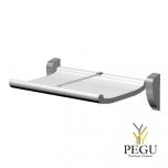 Пеленальный столик Dan Dryer art.659, белый алюминий / Н/Р сталь