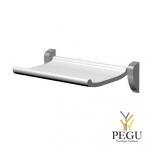 Пеленальный столик Dan Dryer art.660, белый алюминий / Н/Р сталь