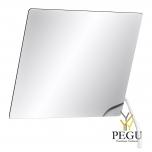 Delabie Be-line зеркало с регулировкой угла наклона 600x500 длинная ручка