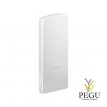 Delabie Be-line ilukate invatoe kinnitusele matt valge aluminim (seinakinnitusega)