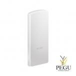 Delabie Be-line ilukate invatoe kinnitusele matt valge aluminim (ilma seinakinnituseta)
