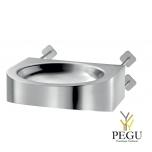 Delabie антивандальная раковина PMR XS TC нержавеющая сталь сатин