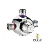 """Delabie GROUP termostadi ventiil 1"""" PREMIX COMFORT 90L 32°C to 42°C"""
