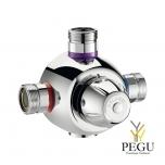 """Delabie GROUP termostadi ventiil 1 1/4"""" PREMIX COMFORT 140L 32°C to 42°C"""