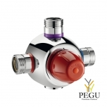 "Delabie GROUP термостатический вентиль 1 1/4"" PREMIX SECURITY 140L 44°C to 58°C"