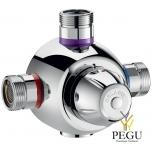 """Delabie GROUP termostadi ventiil 1 1/2"""" PREMIX COMFORT T5 190L 32°C to 42°C"""