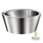 Delabie раковина ALGUI D375mm нержавеющая сталь сатин