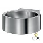 Delabie раковина REDO  D375mm нержавеющая сталь сатин
