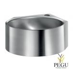 Delabie MINIMAL угловая раковина с отверстием под смеситель нержавеющая сталь сатин