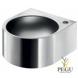 Delabie раковина FACIL с отверстием под смеситель 390x360mm нержавеющая сталь сатин