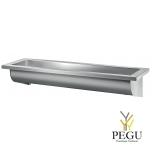 Delabie коллективная раковина CANAL 1800mm нержавеющая сталь сатин