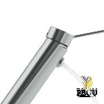 Delabie SECURITERM EP BIOSAFE смеситель H95 удлинненная ручка inva хром
