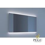 Eumar peegel Ambi Due 140x80 LED valgustusega