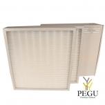 DOMEKT REGO 250 PE/PW (R 250 F) filtrikomplekt (analog) 2tk komplektis