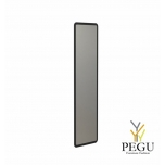 BUKTO peegel H1058x300mm, must