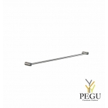 Вешалка для полотенца FROST TOWEL BAR 7 , 800mm,  сатин