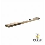 Мебельная ручка FROST ARKI+® 256, SYMMETRICAL золото