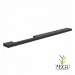 Мебельная ручка FROST ARKI+ ® 352 » ASYMMETRICAL чёрная