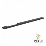Мебельная ручка FROST ARKI+ ® 448 » ASYMMETRICAL чёрная