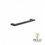 Мебельная ручка FROST DUNA 160 чёрная