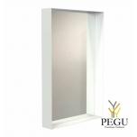 Peegel Frost UNU raamiga , 900x600 valge