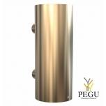 Frost бесконтактный дозатор для мыла/дезинфектанта 500ml NOVA2 Н/Р сталь матовое золото