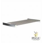 Полка FROST Shelf 8 600mm нержавеющая сталь полированная