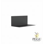 Полка Frost UNU 250x300x600 чёрная