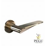 Дверная ручка HB101 LARGE 130mm , золото