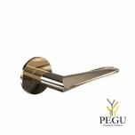 Дверная ручка HB102 SMALL 119mm , золото