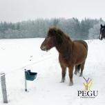 Незамерзающая автоматическая поилка для лошадей и коров d60cm