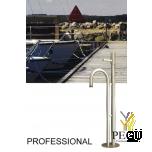 "Frostline DUO L50 PROFESSIONAL незамерзающий уличный кран 3/4"" Н/Р сталь"
