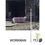 Frostline WORKMAN временный незамерзающий кран для строительных объектов Н/Р сталь