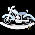 Motorratas puidust