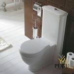 WC pott Paestum, soft -close iste