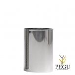 Урна Pieno Mini 20x33cm, гладкая полированая