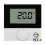 KAN K-800220 PK  Basic+ termostaat 24V LCD